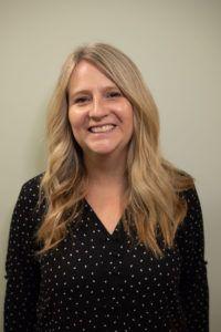 Jennifer Moss, Front Office Coordinator